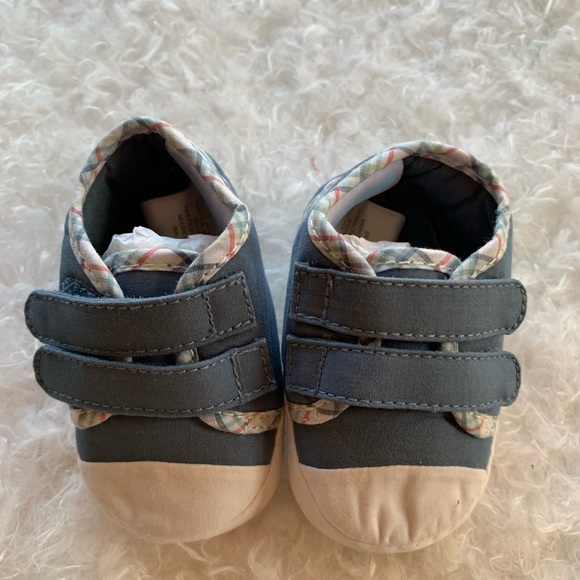 07b3fff894587 Janie and Jack baby whale 🐳 shoes size 0 NWT NWT